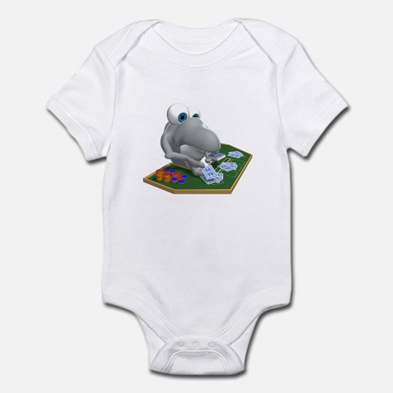 Card Shark Dealer Infant Bodysuit
