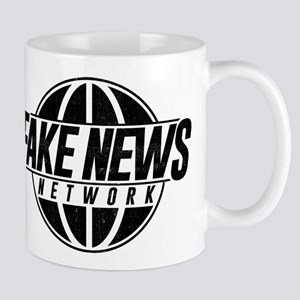 Fake News Network Distressed 11 oz Ceramic Mug