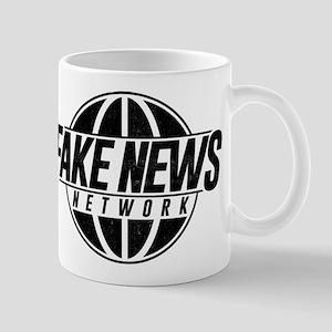 Fake News Network Distressed 11 oz Ceramic Mug
