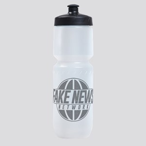 Fake News Network Distressed Sports Bottle