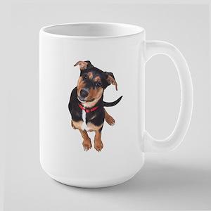 Puppy Large Mug