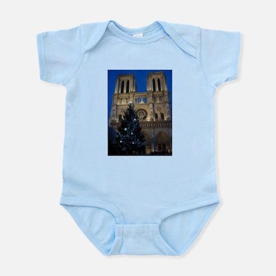 Notre Dame de Paris a NOEL Body Suit