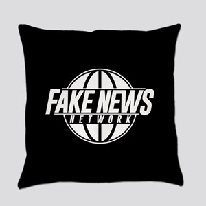 Fake News Network Everyday Pillow