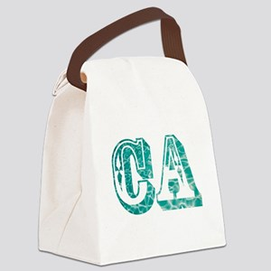CA Canvas Lunch Bag
