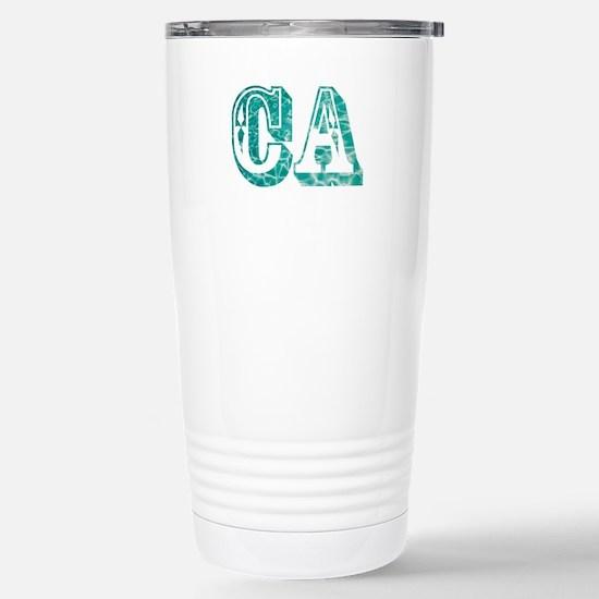 CA Travel Mug