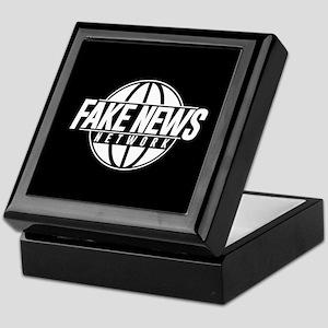 Fake News Network Keepsake Box