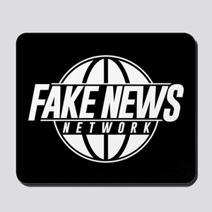 Fake News Network Mousepad