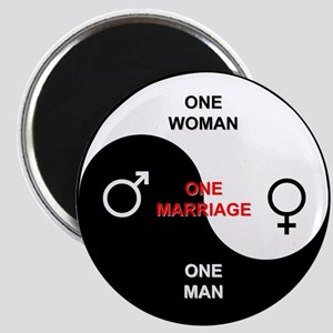 """""""Definition of Marriage"""" Magnet"""