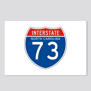 Interstate 73 - NC Postcards (Package of 8)