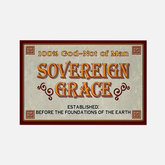 Sovereign Grace Magnet