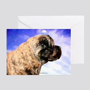 Fluffy 5 Greeting Cards (Pk of 10)