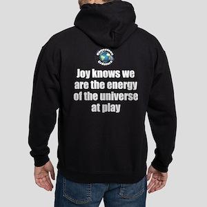 Joy Knows Hoodie (dark)