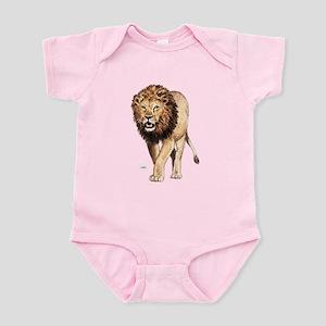 Lion Big Wild Cat Infant Bodysuit