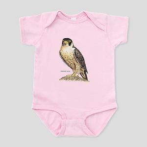 Peregrine Falcon Bird Infant Bodysuit