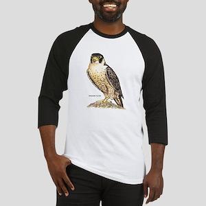 Peregrine Falcon Bird Baseball Jersey