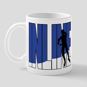 Inline Skating Mug