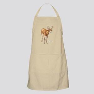 White Tailed Deer Apron