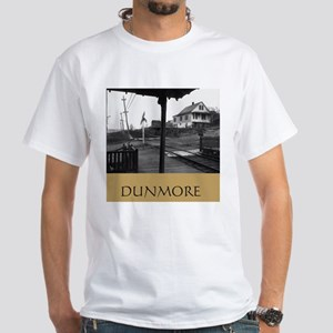 DUNMORE White T-Shirt