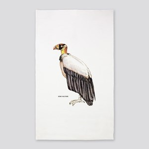 King Vulture Bird 3'x5' Area Rug