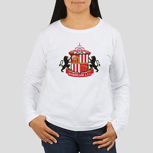 Sunderland AFC Crest Long Sleeve T-Shirt
