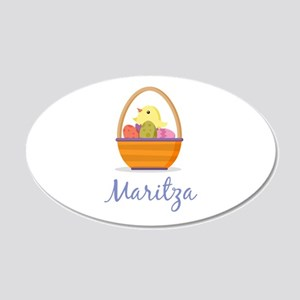 Easter Basket Maritza Wall Decal