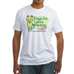 Fitted T-Shirt - Official CCLS Logo