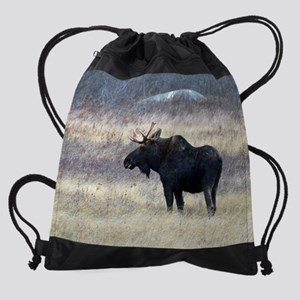 Janurary Drawstring Bag
