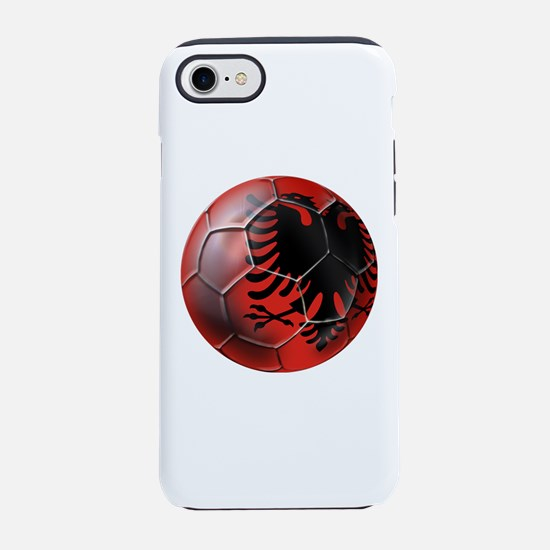 Albanian Football iPhone 7 Tough Case