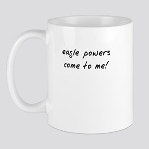 Easgle powers Mug