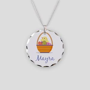Easter Basket Mayra Necklace