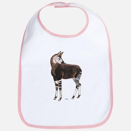 Okapi Animal Bib