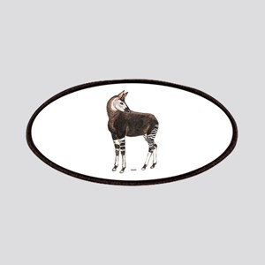 Okapi Animal Patches