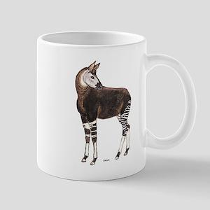 Okapi Animal Mug