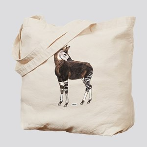 Okapi Animal Tote Bag