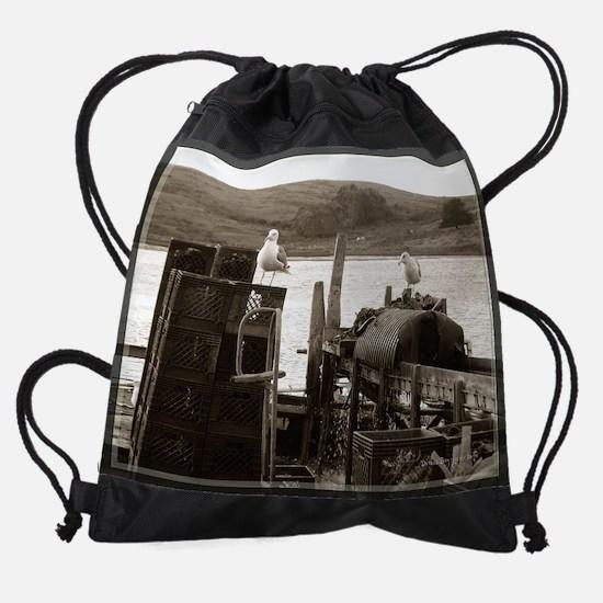 San Francisco Photography Calendar  Drawstring Bag