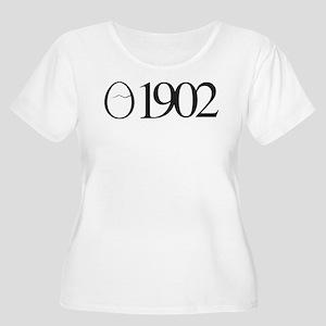 Norwich City FC 1902 Plus Size T-Shirt