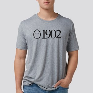 Norwich City FC 1902 Mens Tri-blend T-Shirt