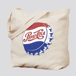Pepsi Bottle Cap Tote Bag