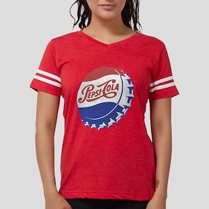 Pepsi Bottle Cap Womens Football Shirt