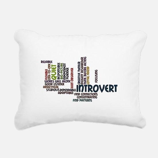 Introvert Strengths Word Cloud 2 Rectangular Canva