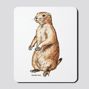 Prairie Dog Mousepad