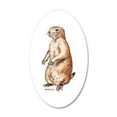 Prairie Dog Wall Decal