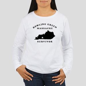 Bowling Green Massacre Women's Long Sleeve T-Shirt