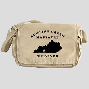 Bowling Green Massacre Survivor Messenger Bag