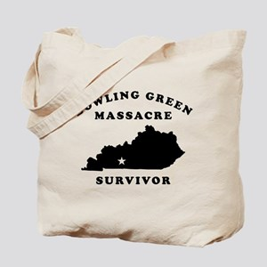 Bowling Green Massacre Survivor Tote Bag