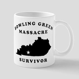 Bowling Green Massacre Survivor 11 oz Ceramic Mug
