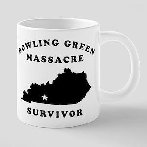 Bowling Green Massacre Surv 20 oz Ceramic Mega Mug