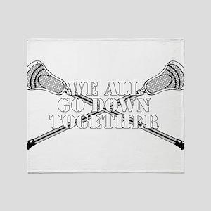 Lacrosse Goodnight Siagon Throw Blanket