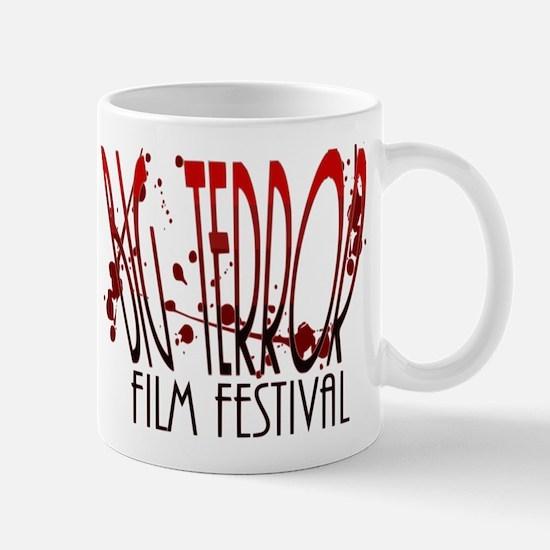 Big Terror Film Festival Mugs