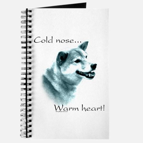 Shiba Warm Heart Journal